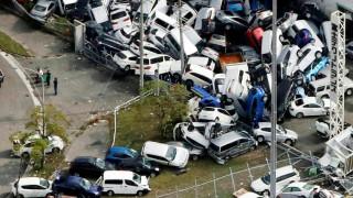 Ιαπωνία: Αυξήθηκε ο αριθμός των νεκρών από τον τυφώνα Τζέμπι