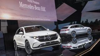 To EQC της Mercedes θέλει να φέρει επανάσταση στην ηλεκτροκίνηση