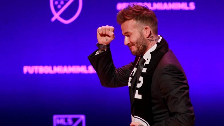 Ίντερ Μαϊάμι: Η ομάδα του Ντέιβιντ Μπέκαμ στο MLS απέκτησε όνομα