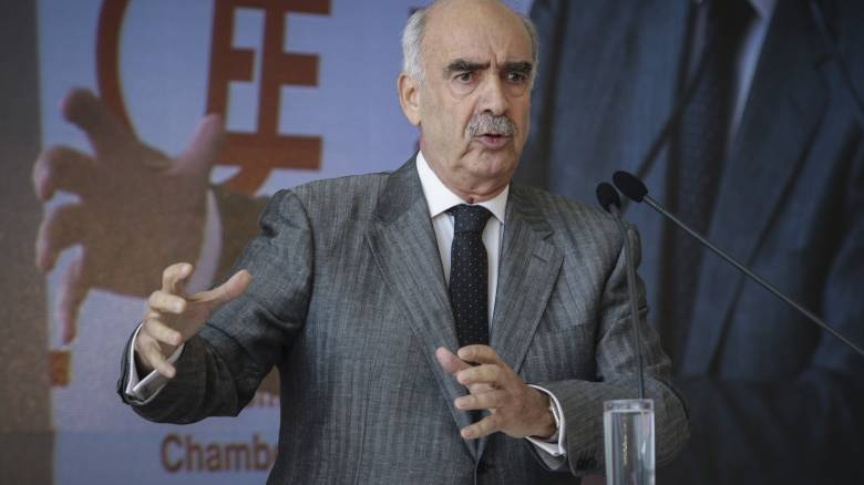 Επικεφαλής στο ευρωψηφοδέλτιο της ΝΔ ο Β. Μεϊμαράκης