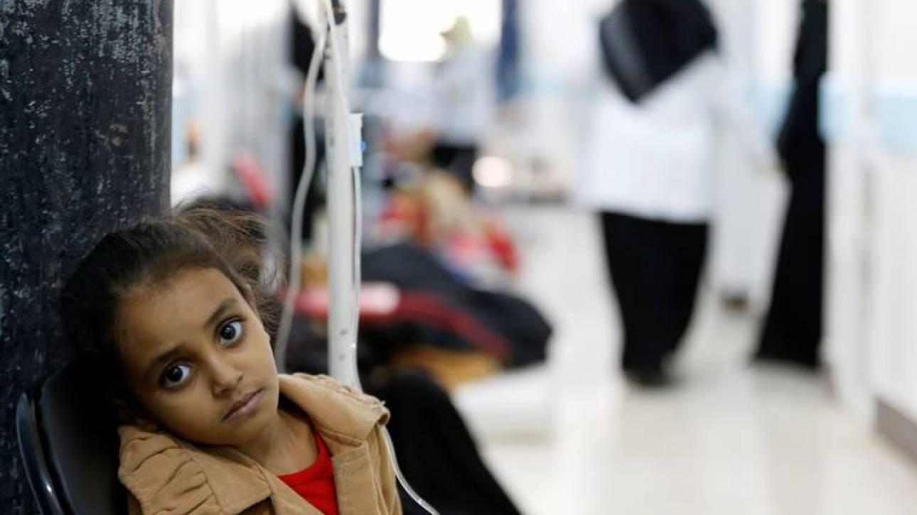 Γαλλία: Ύποπτο κρούσμα χολέρας σε ένα παιδί που επέβαινε σε αεροπλάνο