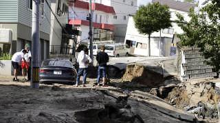 Ιαπωνία: Ένας νεκρός, δεκάδες αγνοούμενοι από τον ισχυρό σεισμό στο Χοκάιντο