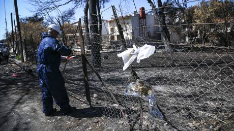 Στη Βουλή η μήνυση κατά Σκουρλέτη και Τόσκα για την πυρκαγιά στο Μάτι