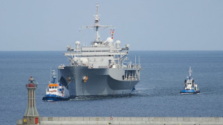 ΔΕΘ 2018: Στη Θεσσαλονίκη το USS Mount Whitney, η ναυαρχίδα του αμερικανικού 6ου στόλου