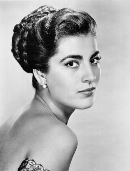 Irene Papas 1956