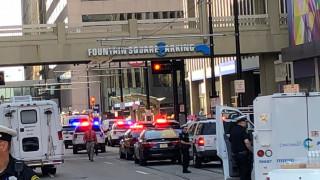 Τέσσερις νεκροί από πυροβολισμούς σε τράπεζα στο Σινσινάτι των ΗΠΑ