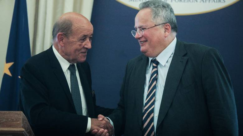 Κοτζιάς: Στρατηγική η σχέση Ελλάδας - Γαλλίας