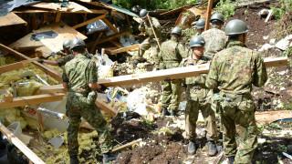 Σεισμός Ιαπωνία: Αυξάνονται οι νεκροί, συνεχίζονται οι έρευνες στα συντρίμμια