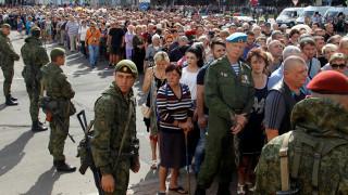 Κριμαία: Χιλιάδες εγκαταλείπουν τα σπίτια τους λόγω βιομηχανικής ρύπανσης