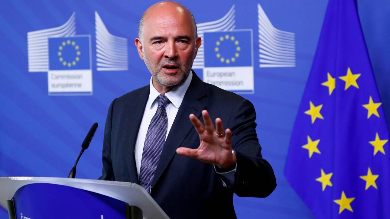 Η φορολόγηση των εταιρειών του διαδικτύου και Ιταλία στο επίκεντρο της ευρωζώνης