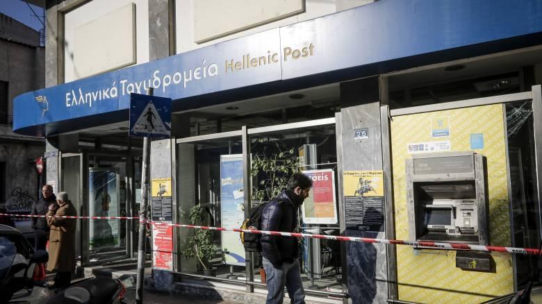 Ληστεία με πυροβολισμούς σε κατάστημα των ΕΛΤΑ στη Νέα Φιλαδέλφεια
