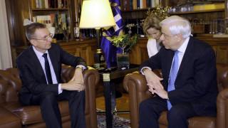 Παυλόπουλος: Οι υποψήφιοι ηγέτες της Ε.Ε. να σέβονται τις ευρωπαϊκές αξίες