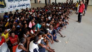 Λιβύη: Έκκληση των Γιατρών Χωρίς Σύνορα για άμεση μετεγκατάσταση των εγκλωβισμένων προσφύγων
