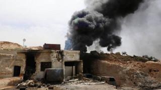 Συρία: Ρωσικές αεροπορικές επιδρομές στην Ιντλίμπ