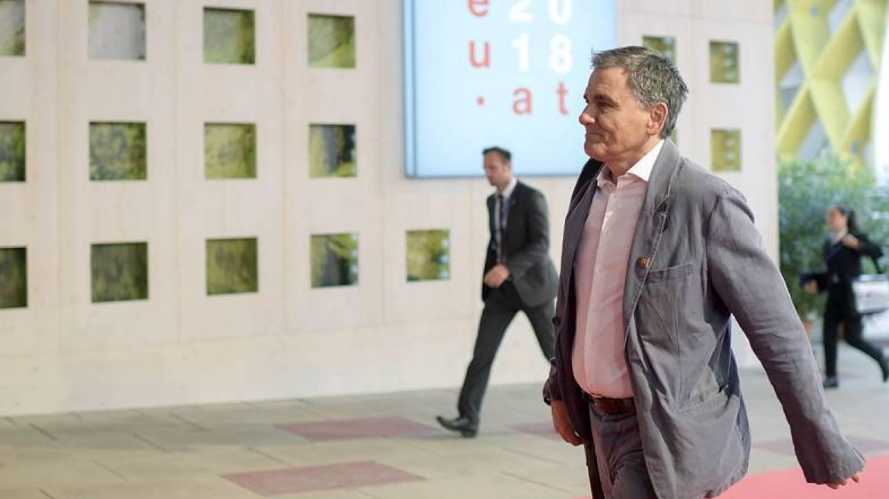 Ούτε λέξη για Ελλάδα στο Eurogroup