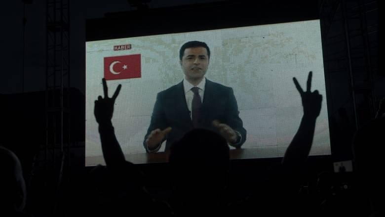 Τουρκία: Τέσσερα χρόνια φυλάκιση στον Ντεμιρτάς