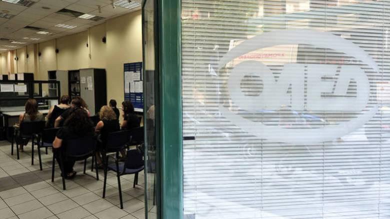 ΟΑΕΔ: Νέα προγράμματα για 25.000 θέσεις εργασίας σε εγγεγραμμένους άνεργους