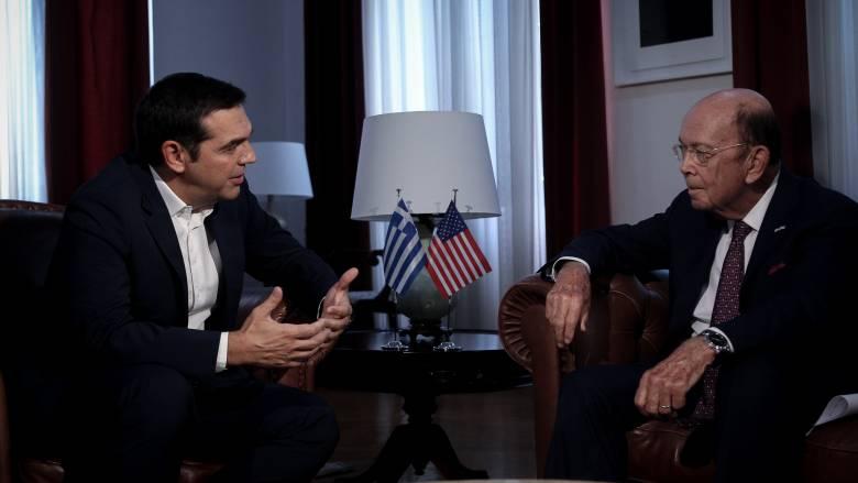 ΔΕΘ 2018: Εξαιρετικές οι προοπτικές στις οικονομικές σχέσεις Ελλάδας-ΗΠΑ