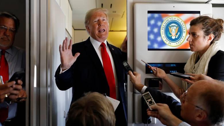 Τραμπ: Υπό προϋποθέσεις η κατάθεσή μου για την εμπλοκή της Ρωσίας στις εκλογές