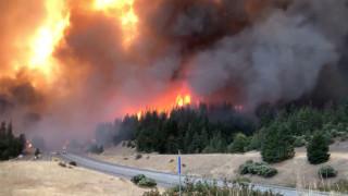 Νέα μεγάλη πυρκαγιά στην Καλιφόρνια, εκκενώθηκαν κατοικημένες περιοχές