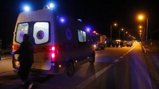 Θεσσαλονίκη: Μοτοσικλετιστής της ΕΛ.ΑΣ. παρέσυρε και τραυμάτισε ανήλικο κορίτσι