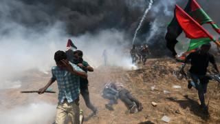 Νέο αιματοκύλισμα στη Γάζα: Νεκρός 17χρονος και δεκάδες τραυματίες