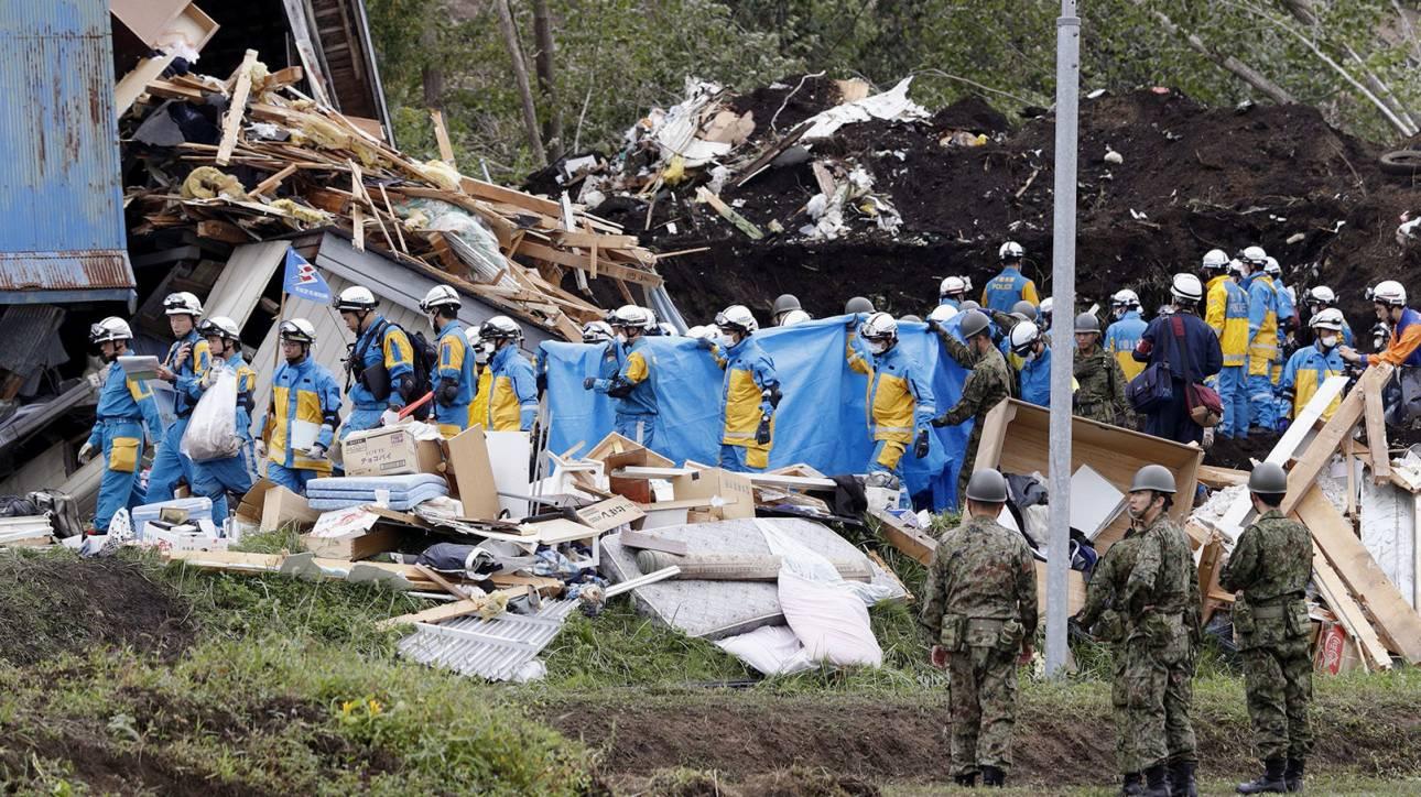 Σεισμός Ιαπωνία: Δραματικός ο απολογισμός της ισχυρής δόνησης