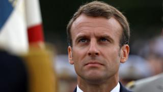 Ο Μακρόν δεν στοχεύει ούτε σε θεσμικές μεταρρυθμίσεις, ούτε σε προοδευτικές συμμαχίες στην Ευρωζώνη