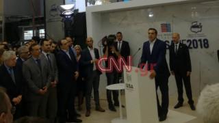 ΔΕΘ 2018 - Τσίπρας: Η Ελλάδα ανοίγει τις πύλες της στη νέα εποχή