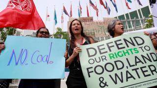 Παγκόσμια κινητοποίηση οικολόγων για την κλιματική αλλαγή
