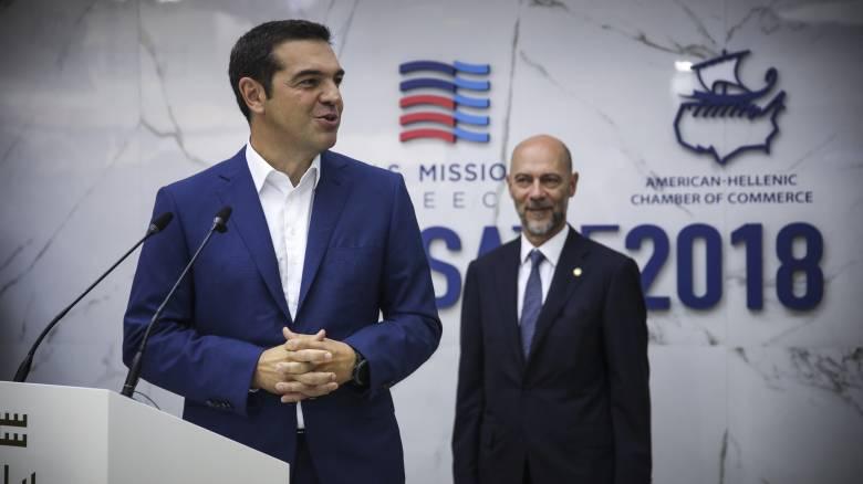 ΔΕΘ 2018-Τσίπρας: Η στρατηγική συνεργασία Ελλάδας-ΗΠΑ θεμέλιο μιας νέας προοπτικής
