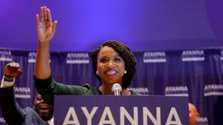 Αγιάνα Πρίσλεϊ: Η πρώτη Αφροαμερικανίδα που θα εκπροσωπήσει τη Μασαχουσέτη στο Κογκρέσο