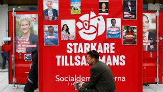Στις κάλπες οι Σουηδοί για τις αμφίρροπες βουλευτικές εκλογές