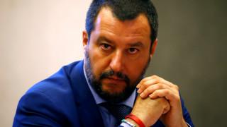 Βέβαιος ότι θα παραμείνει υπουργός για τα επόμενα πέντε χρόνια ο Ματέο Σαλβίνι