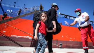 Κύθηρα: Εντοπίστηκε ιστιοφόρο με δεκάδες μετανάστες