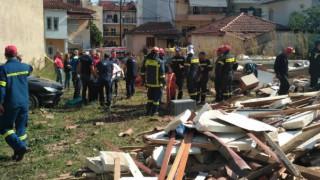 Έκρηξη σε μονοκατοικία στα Ιωάννινα