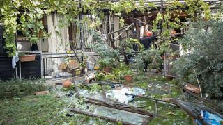 Έκρηξη σε μονοκατοικία στα Ιωάννινα, απεγκλωβίστηκε ένας τραυματίας
