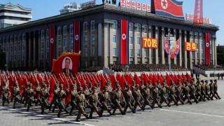 Βόρεια Κορέα: Χωρίς επίδειξη πυραύλων η φετινή στρατιωτική παρέλαση