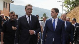 «Μπλόκο» στον Σέρβο πρόεδρο από Αλβανούς του Κοσόβου