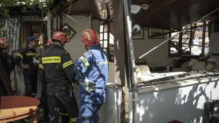 Ιωάννινα: Σε φιάλη υγραερίου οφείλεται πιθανότατα η έκρηξη στη μονοκατοικία