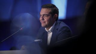 ΔΕΘ 2018: Μέλημά μας η στήριξη της ελληνικής φαρμακοβιομηχανίας, λέει ο Τσίπρας