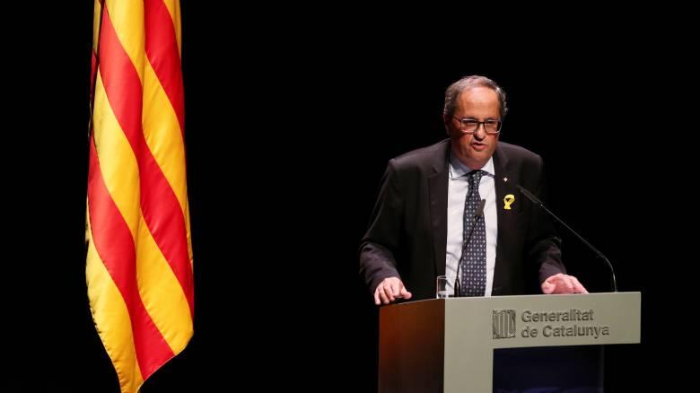 Ανεξαρτησία Καταλονίας: Ο Τόρα ζητά ξανά την αποδοχή του δημοψηφίσματος από τη Μαδρίτη