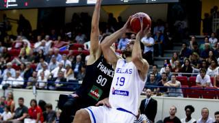 Γαλλία - Ελλάδα 84-68: Δυνατό «χαστούκι» ενόψει Σερβίας