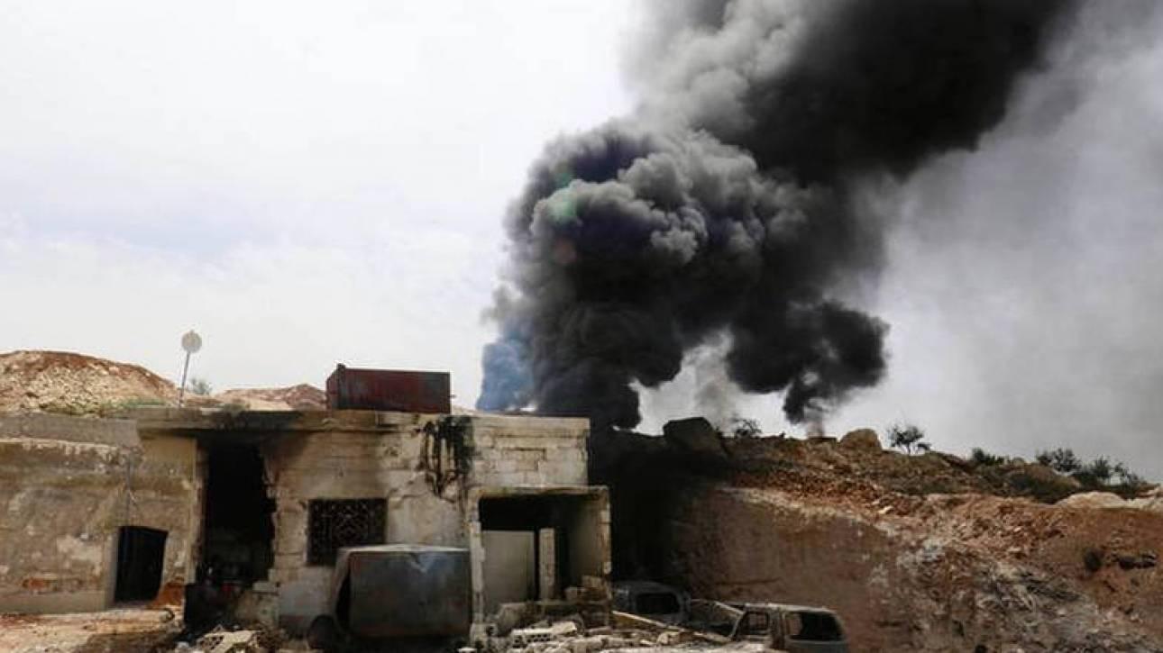 Ρωσία: Αμερικανικά F-15 έριξαν βόμβες λευκού φωσφόρου σε συριακή επαρχία
