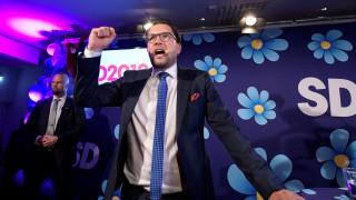 Εκλογές Σουηδία: Ενίσχυση της ακροδεξιάς δείχνουν τα πρώτα αποτελέσματα