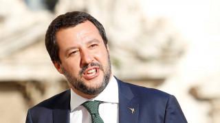 Ιταλία: Ικανοποιημένος ο Ματέο Σαλβίνι για την ενίσχυση του ακροδεξιού κόμματος στη Σουηδία