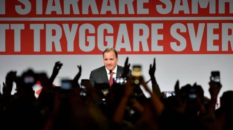 Εκλογές Σουηδία: Δεν σκοπεύει να παραιτηθεί ο πρωθυπουργός Λεβέν και καλεί σε συνεργασία