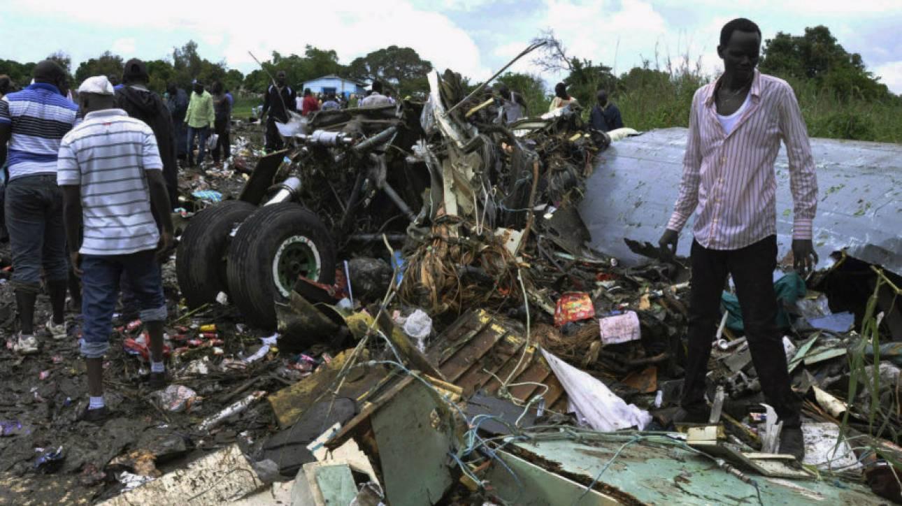 Τραγωδία στο Νότιο Σουδάν: 19 νεκροί σε συντριβή μικρού αεροσκάφους