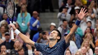 US Open: Θριαμβευτής ο Τζόκοβιτς