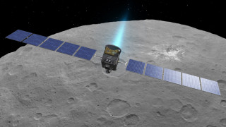 Πλησιάζει το τέλος της αποστολής του σκάφους Dawn της NASA στη Δήμητρα